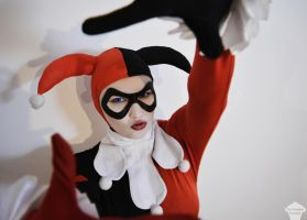 Classic Harley Quinn 22 by ThePuddins