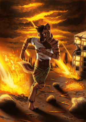 The End by Silvixen
