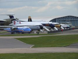 Golden Oldies Brittania VC10 etc by Breezypants