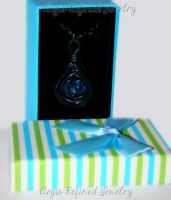 Tears in Darkness Pendant 2 by Toxic-Muffins-Studio