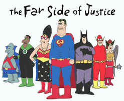 Far Side of Justice in color by Ripplin