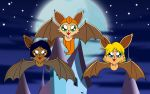 Totally Batty Spies by zentron