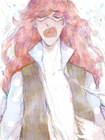 HOT GRELL GONE MAD by Snikersonik