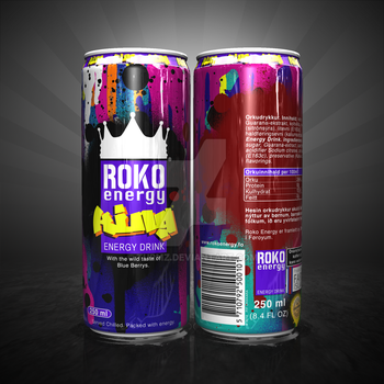 Roko Energy - King by Turmz