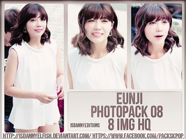 Eunji (A-PINK) - PHOTOPACK#08 by JeffvinyTwilight