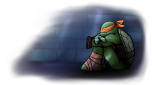 TMNT - Another Random Mikey by NinjaTertel