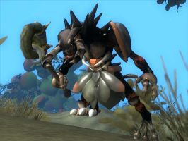SPORE SCREENSHOTS:01 by EDICTARTS