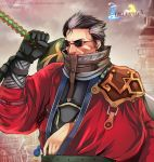 FFX: Sir Auron by SaraSama90