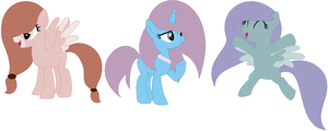Pony Adopts by Sky-Winds