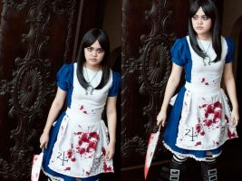 Alice Liddell i (Alice: Madness Returns) by patdes