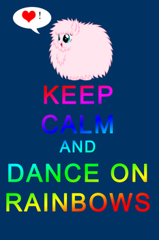 Keep Calm and Dance by NaelCrea