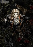 Alucard Imaginary-2 by Dorothy-T-Rose