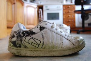 These shoes have seen too much by lukeschillin