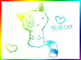Raccat -Contest Prize- by Hasanti