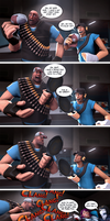 My Friends Play TF2 by uberchain