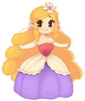 Tri Force Heroes: Princess Styla by Blushily