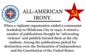 All American Irony by Party9999999