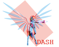 D.A.S.H. by JazzyBrony
