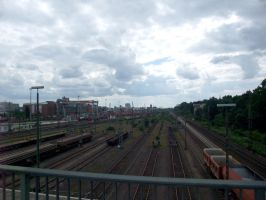 frankfurt railroad 01 by megakorean