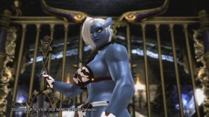 Draenei Aletta - Soul Calibur 5 - 24 by SOLDIER-Cloud-Strife