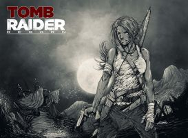 Tomb-raider-lara-reborn by avalonfilth