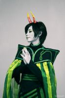 Homestuck: Jade Mother by colorpsychedelic