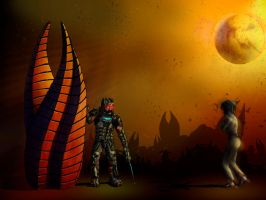 Dead Space 3 - John's Fear by TheMaestroNoob