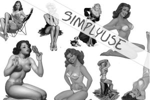 Pin-up girls by simplyuse