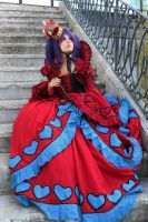 Vivaldi - The Queen of Hearts by KonCookie