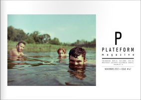 PLATEFORM ISSUE 47 by PLATEFORM