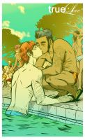 TRUE LOVE-The Little Mermaid by dronio