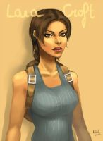 Lara Anniversary by Rahloulou