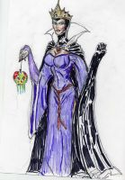 Wicked Queen by theaven