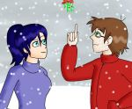 August and Olivia's Christmas by Dragon-Wing-Z