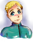 Butters by Teplyshko-chan