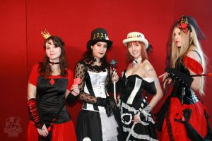 Cards' Queens 3 by MiracoliCosplay
