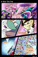 A Step Too Far - page 22 by Tailzkip