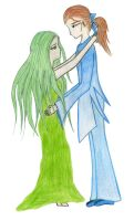 Spirits'Love: Water and Spring by Myrthilla