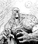 Swamp thing by Fuacka