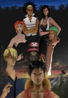 One Piece Movie 6 by K-EL-P