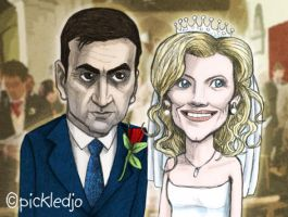 Leanne and Peter Corrie by pickledjo