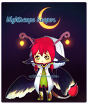 Adoptable Auction #13 { Nightscape Keeper } Closed by rydi1689