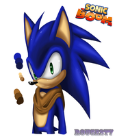 Sonic boom by rouge2t7
