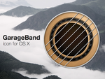 GarageBand Icon by ChildrenAreWatching