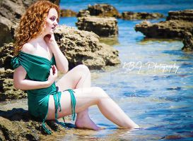 Ivory Flame - the butterfly effect by KBGphotography