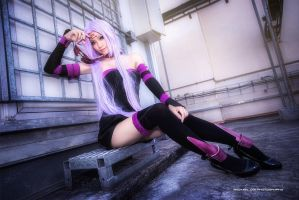 Fate/stay night Rider by kikyomazaki