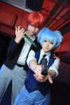 Assassination Classroom Nagisa Shiota cosplay by cosgalaxy
