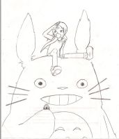 totoro and me by sung-min