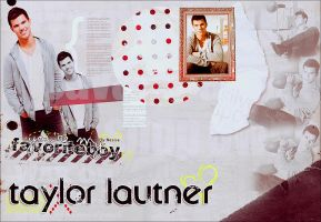 Taylor Lautner VII by NessaSotto