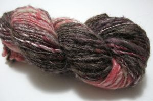 Gothic Rose Handspun by Emmiger